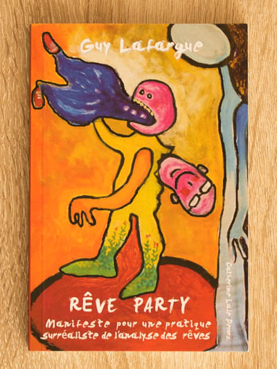 art cru livre reve party
